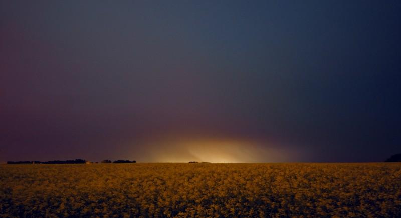 Alberta lightning
